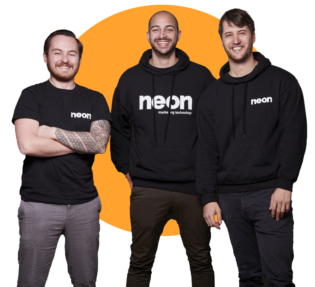 neon marketing technology team