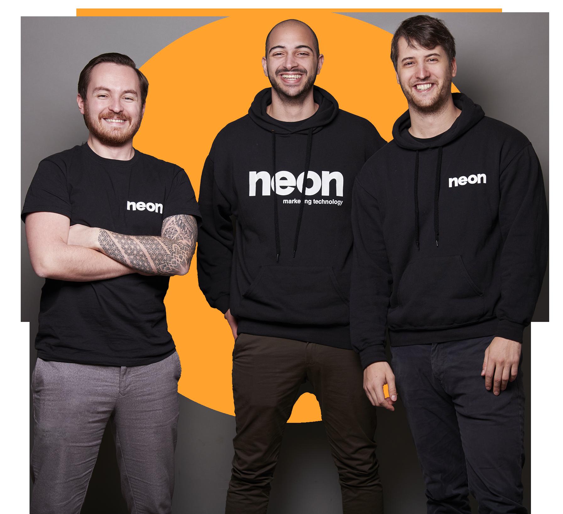 neon marketing technology team